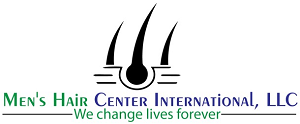 Mens Hair Center  Logo
